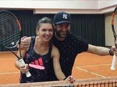 Smiley, avertizat sa o ia cat mai repede de nevasta pe Simona Halep!