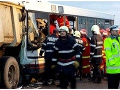 Breaking News: Accident grav pe centura Ploiestului: 5 morti si 28 de raniti