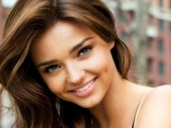 Miranda Kerr este noua imagine H&M