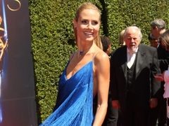Heidi Klum, o aparitie ravasitoare la Creative Arts Emmy Awards